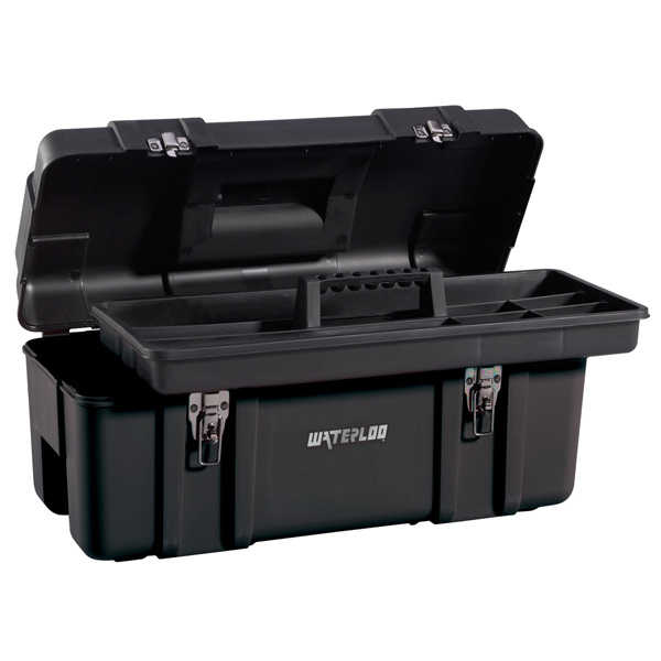 "Personalized 23"" Tool Box with Tote"