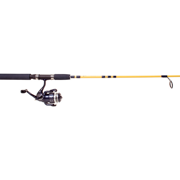 Imprinted Water Eagle (TM) Spinning Combo
