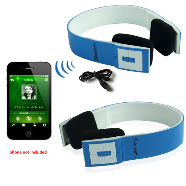 Promotional Bluetooth Stereo Audio Headset