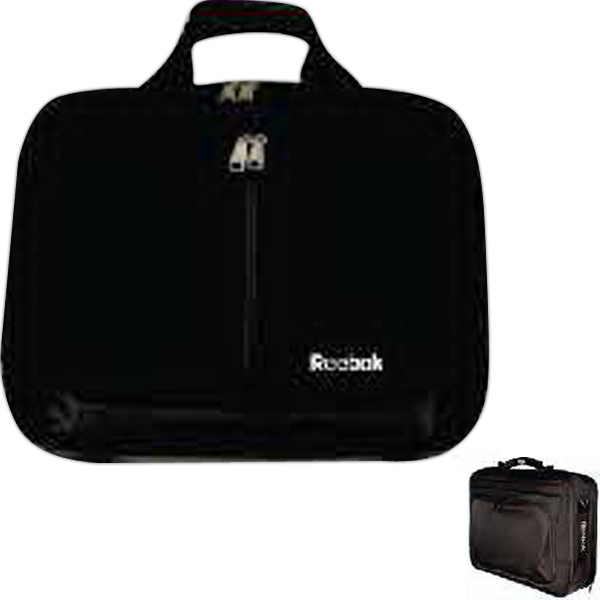 Custom Reebok CheckPoint-Friendly Briefcase