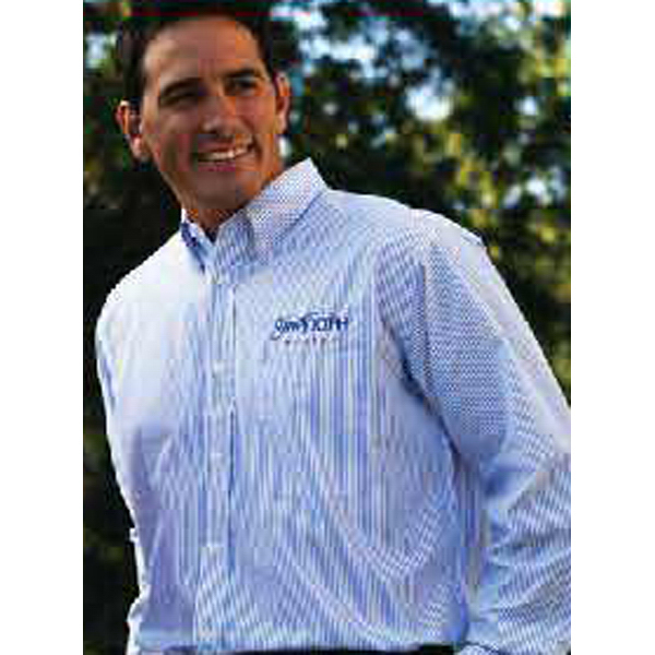 Imprinted Cambridge Shirt