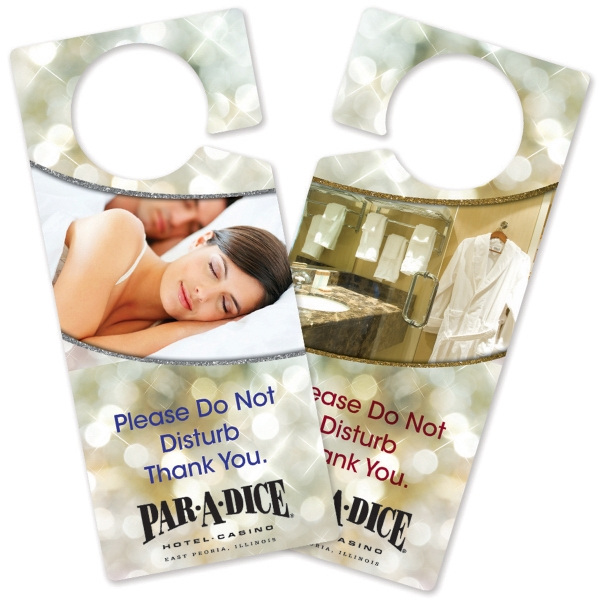 Promotional Door Hanger