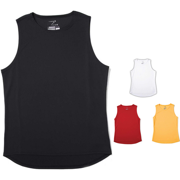 Promotional Tempe Youth Sleeveless Syntrel(TM) Training Tee