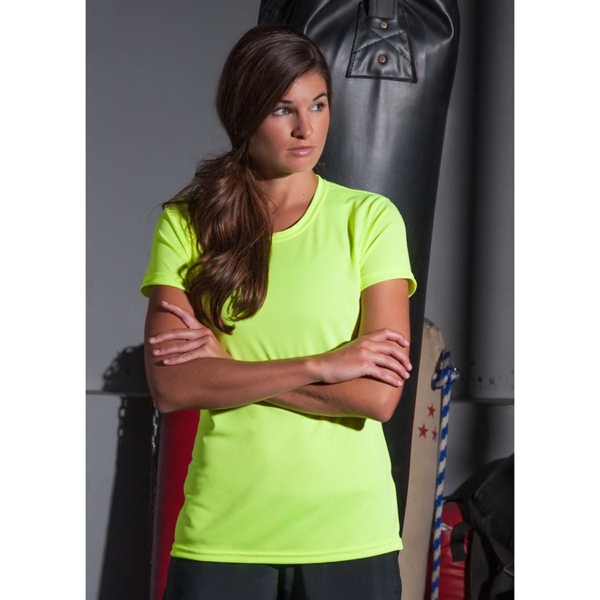 Promotional Women's Boston II Short Sleeve Syntrel(TM) Training Tee