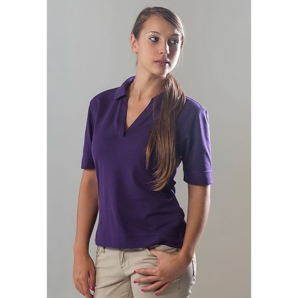 Promotional Technicore Classic Women's Short Sleeve Tech Endurance Polo