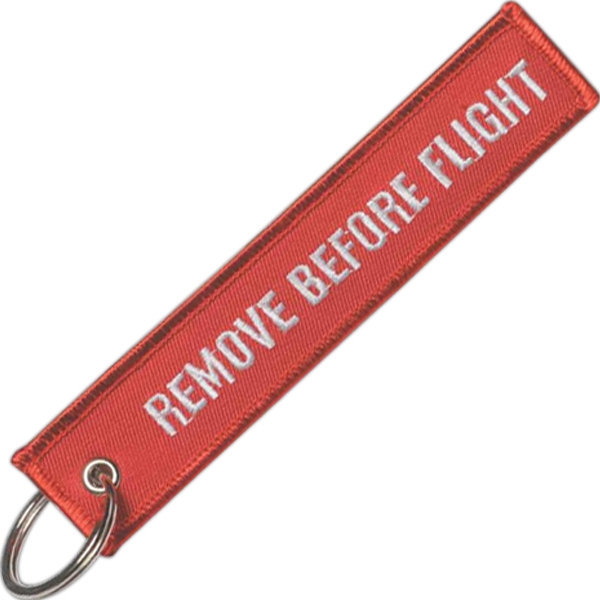 Promotional Flight Crew Tag