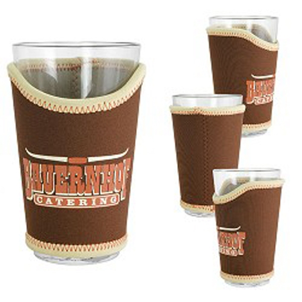 Personalized Stacia Deluxe Pint Glass Sleeve