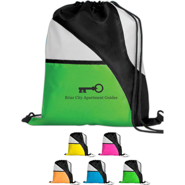 Imprinted Tres-Colored Sport Pack