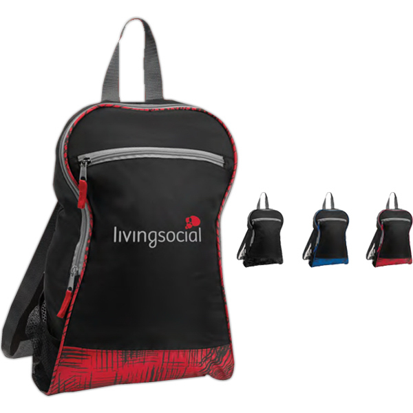 Imprinted Urban Backpack