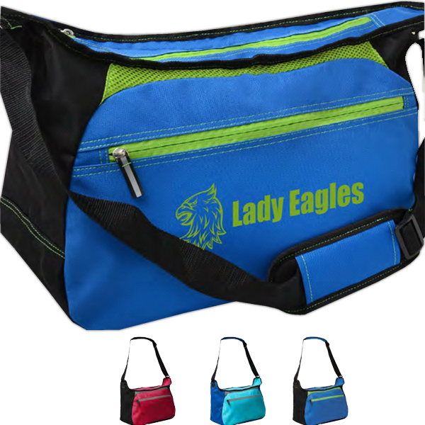 Personalized Workout Duffel
