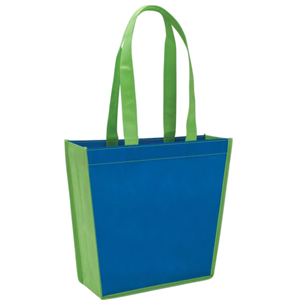 Customized Poly Pro Trapeze Tote