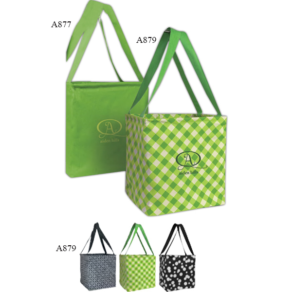 Customized Small Printed Utility Tote