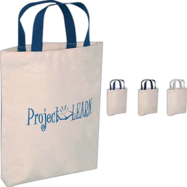 Customized Natural Value Leader Tote