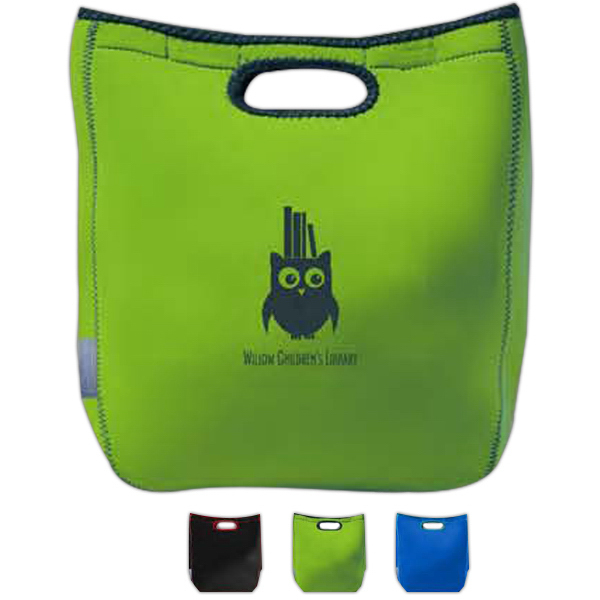 Printed Coleman (R) Neoprene Lunch Tote
