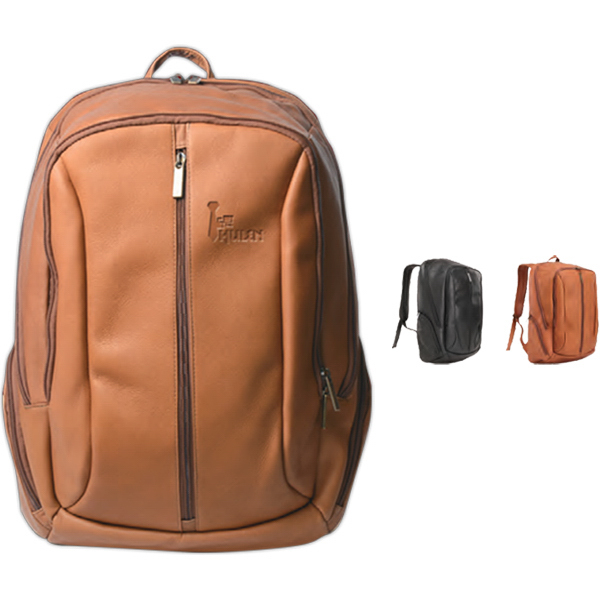 "Promotional 17"" Laptop Backpack"