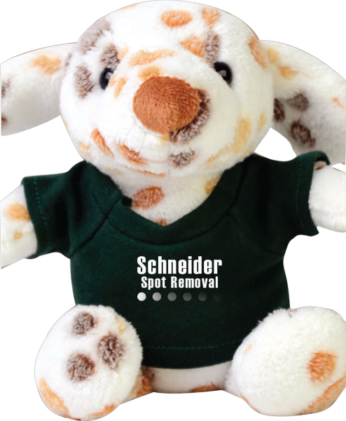 Personalized Chelsea Plush Chandler Jr. Teddy Bear