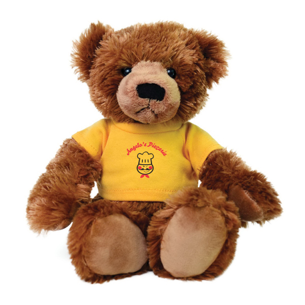 Custom Gund (R) plush teddy bear