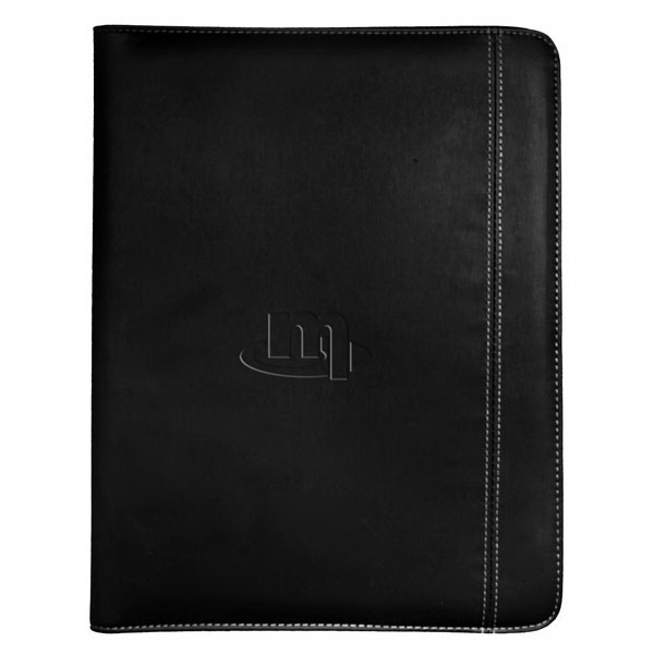 Customized Ultimate Zippered Tablet Padfolio