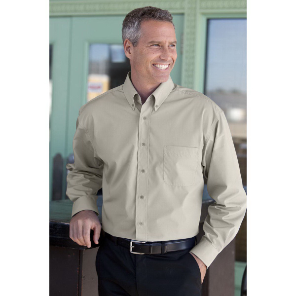 Customized Blended Poplin shirt