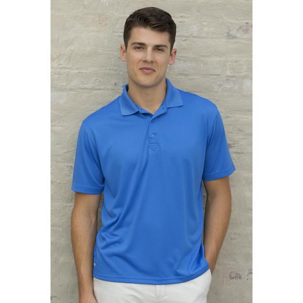 Personalized Vansport (TM) V-Tech Performance Polo Shirt