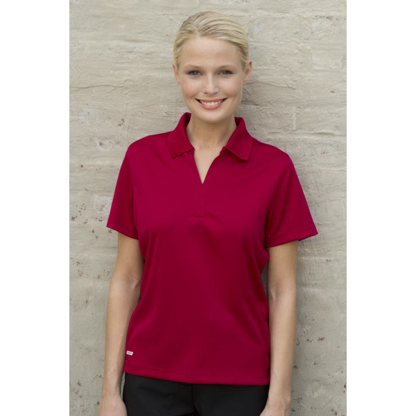 Promotional Women's Vansport (TM) V-Tech Performance Polo Shirt