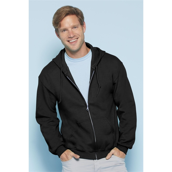 Promotional Gildan (R) Heavy Blend (TM) Adult Full Zip Hooded Sweatshirt