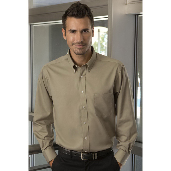 Personalized Van Heusen Easy-Care Dress Twill Shirt