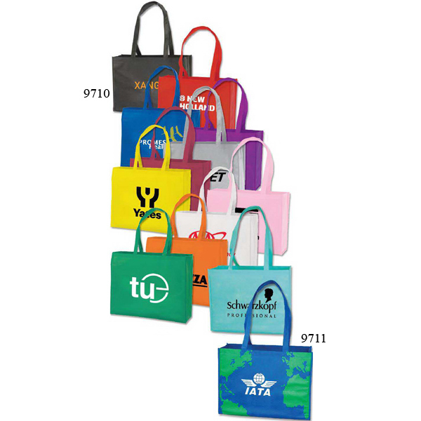 Imprinted Medium tote bag