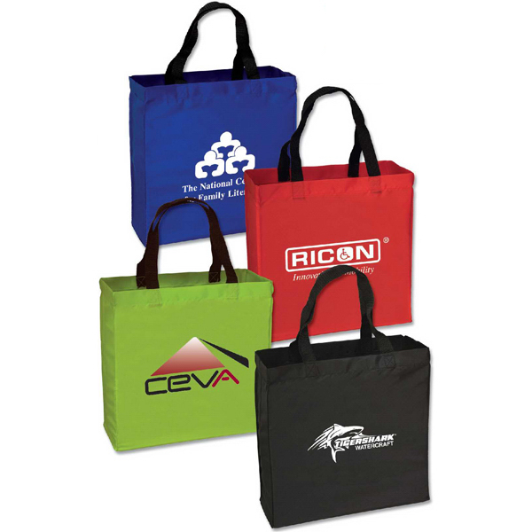 Customized Small Polyester Tote Bag