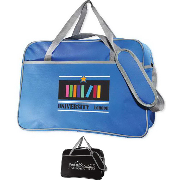 Personalized Carry On Duffel