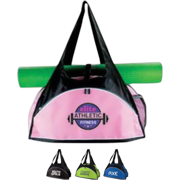 Promotional Fitness Duffel Bag