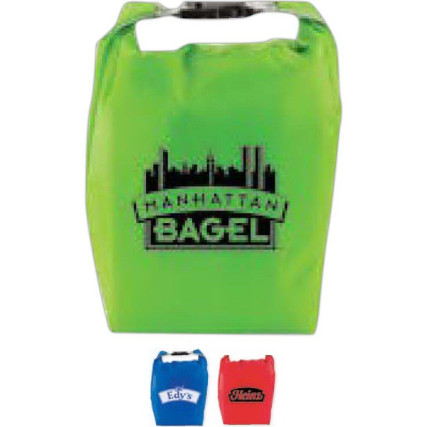 Personalized Roll and Clip Cooler Bag