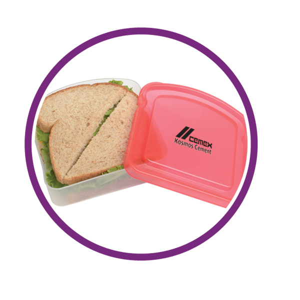 Imprinted Sandwich Keeper