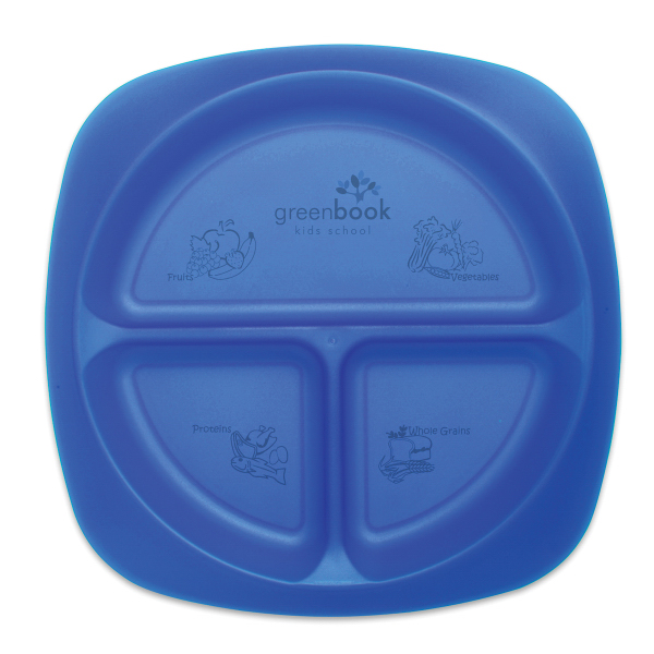 Promotional Children's Portion Plate