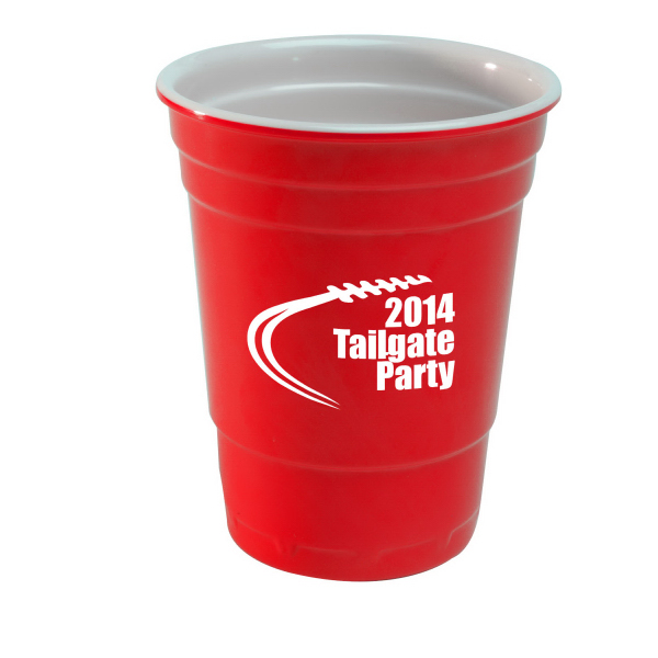 Imprinted 16 oz Party Tumbler