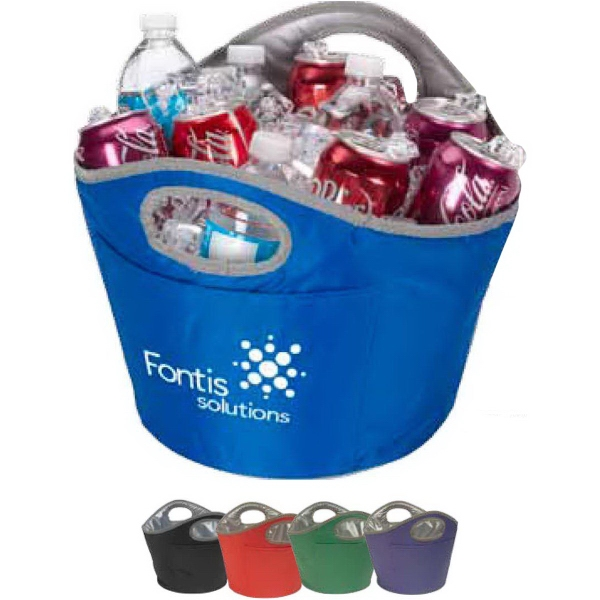 Imprinted Tailgater Ice Bucket