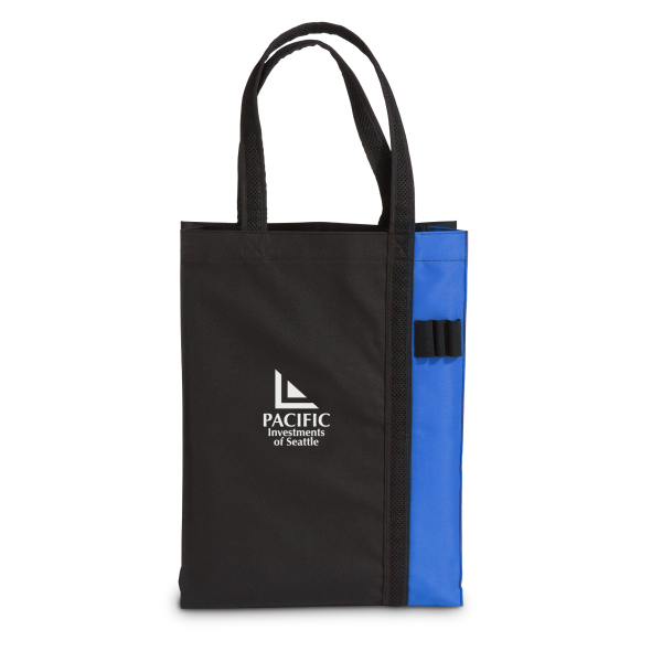 Custom Loop Convention Tote