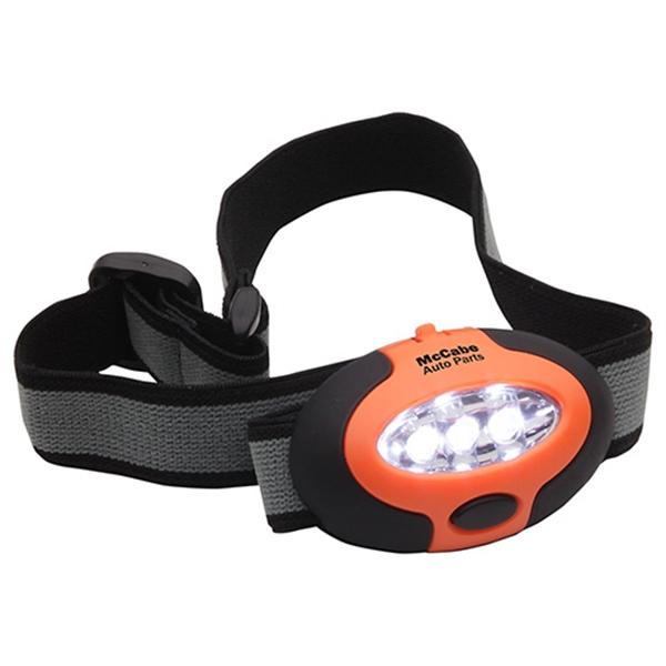 Customized Easy See Headlamp