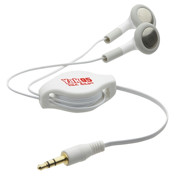 Customized Auto Recoil Earbuds