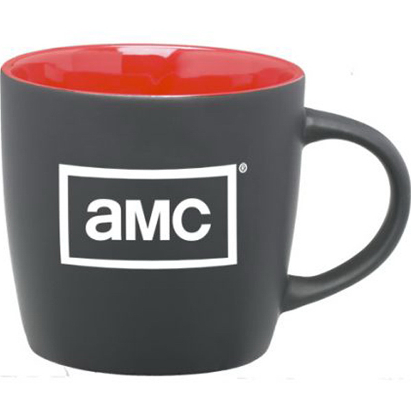 Promotional 12 oz. Ceramic Coffee Mug