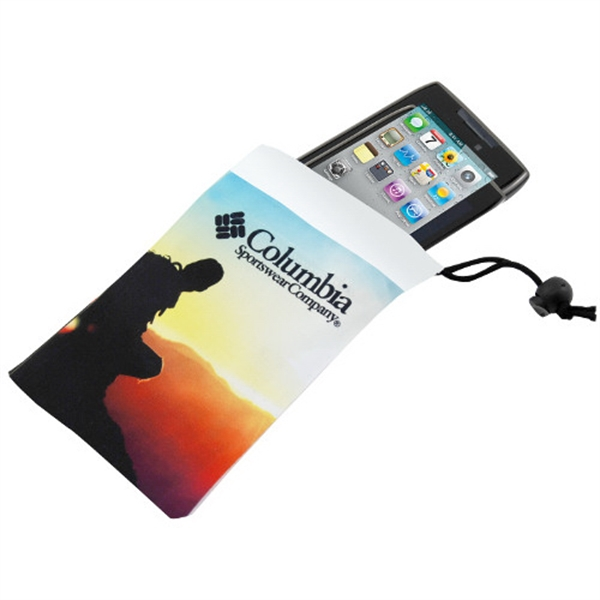 Imprinted Full color drawstring Smartphone case