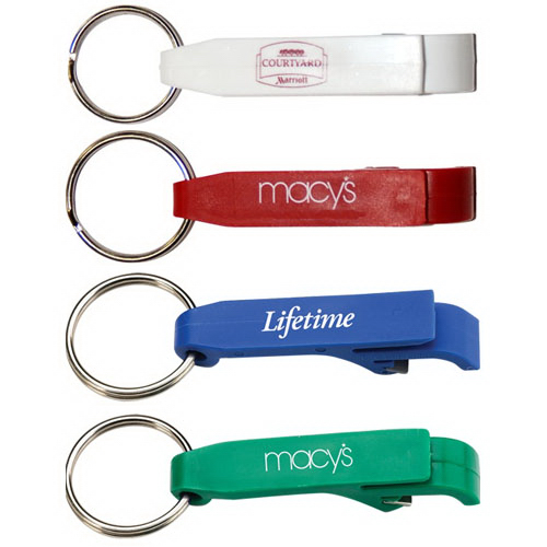 Promotional Keychain Bottle Opener