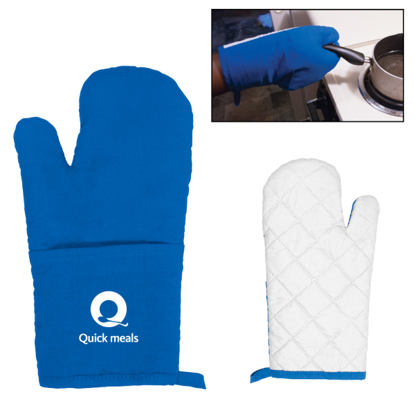 Imprinted Oven Mitt