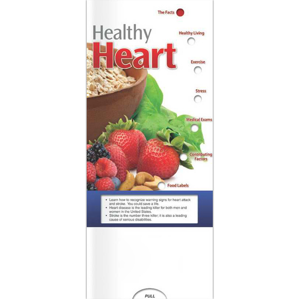 Customized Pocket Slider - Healthy Heart