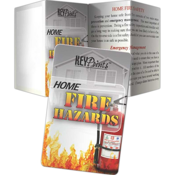 Customized Key Points - Home Fire Hazards