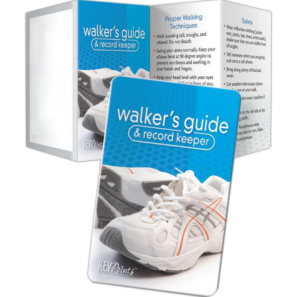 Promotional Key Points - Walker's Guide and Record Keeper