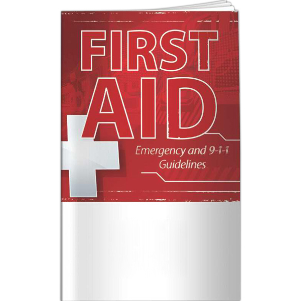 Custom Better Books - First Aid: Emergency and 9-1-1 Guidelines