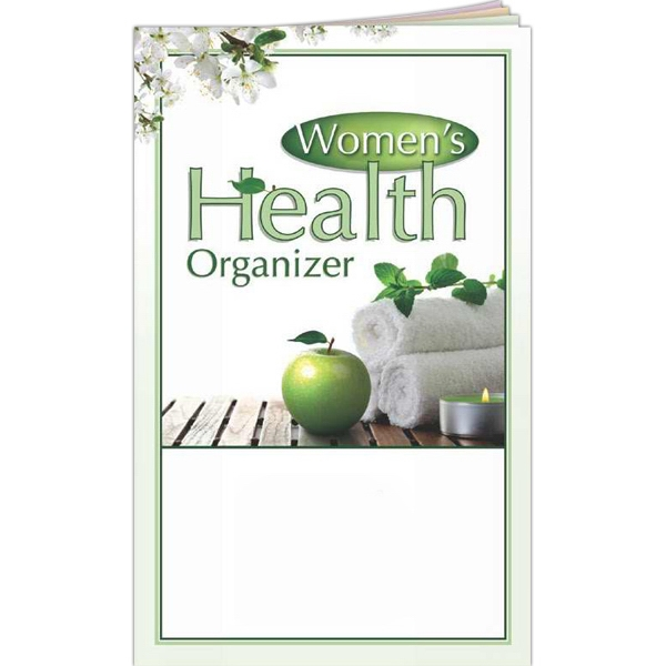 Printed Better Books - Women's Health Organizer