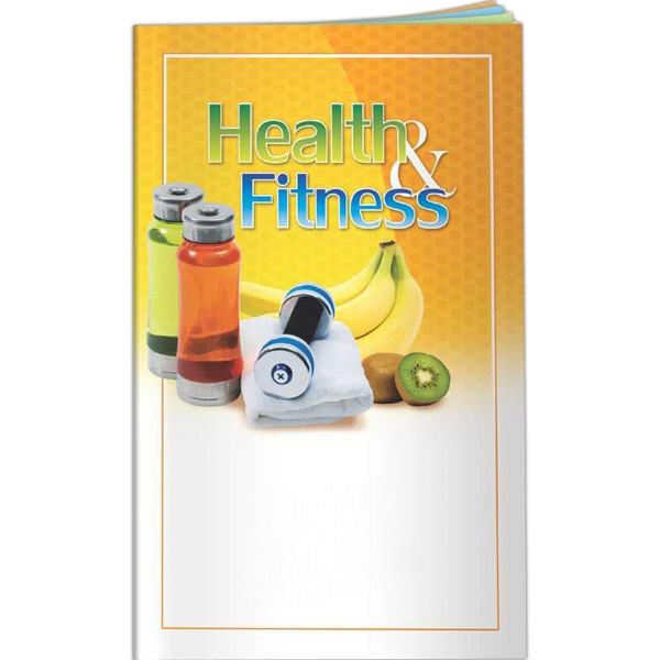 Imprinted Better Books - Health and Fitness