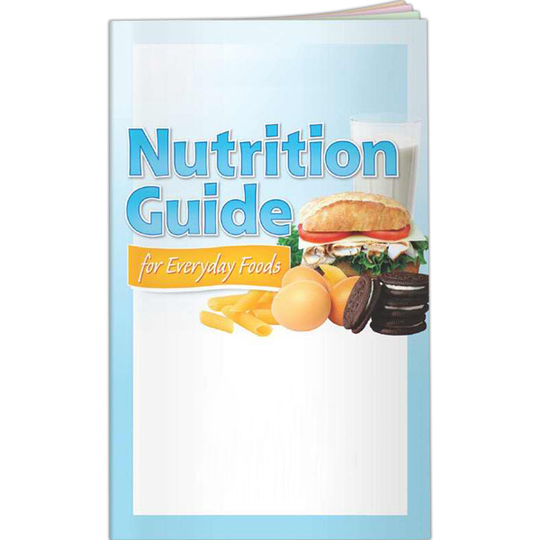 Imprinted Better Books - Nutrition Guide for Everyday Foods